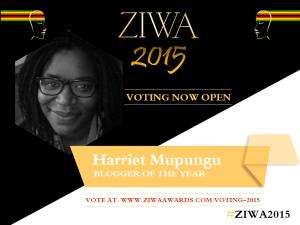 Harriet Mupungu - Blogger