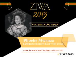Phoebe Mwanza - Designer